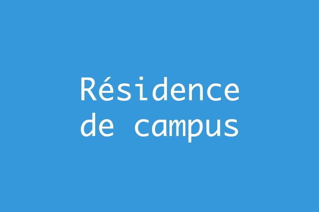 Résidence de campus